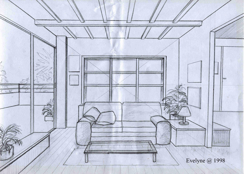 dessin maison ancienne